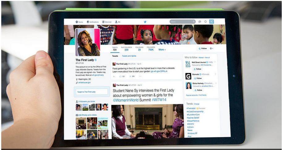 Twitter Now Rolling Out Its Facebook Like Profile Redesign