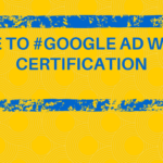 Google Ad words Certiifcation