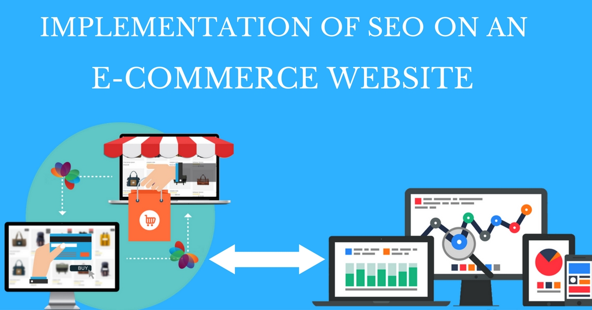 E commerce,SEO