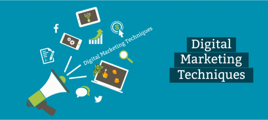 What are the Techniques in Digital Marketing