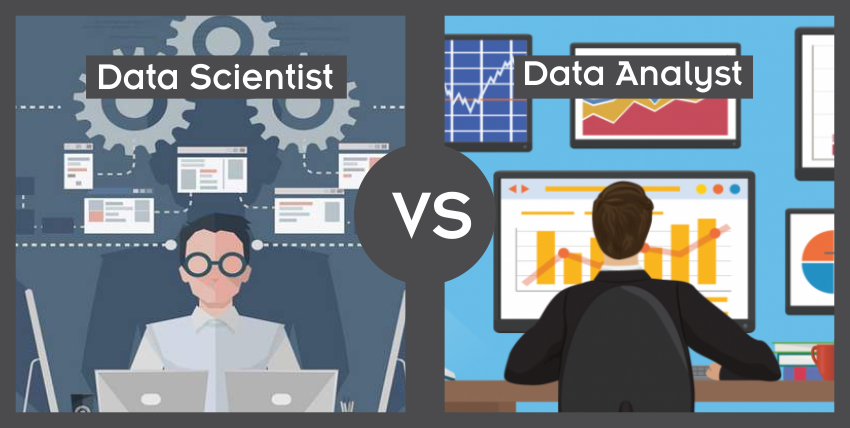 Data Scientist VS Data Analyst - Digital nest - www.digitalnest.in, Who is a Data Scientist, Who is a Data Analyst, Qualification required for Data Analyst and Data Scientist, Roles and Responsibilities of Data Analyst and Data Scientist, Data Analyst Responsibilities, Data Scientist Responsibilities