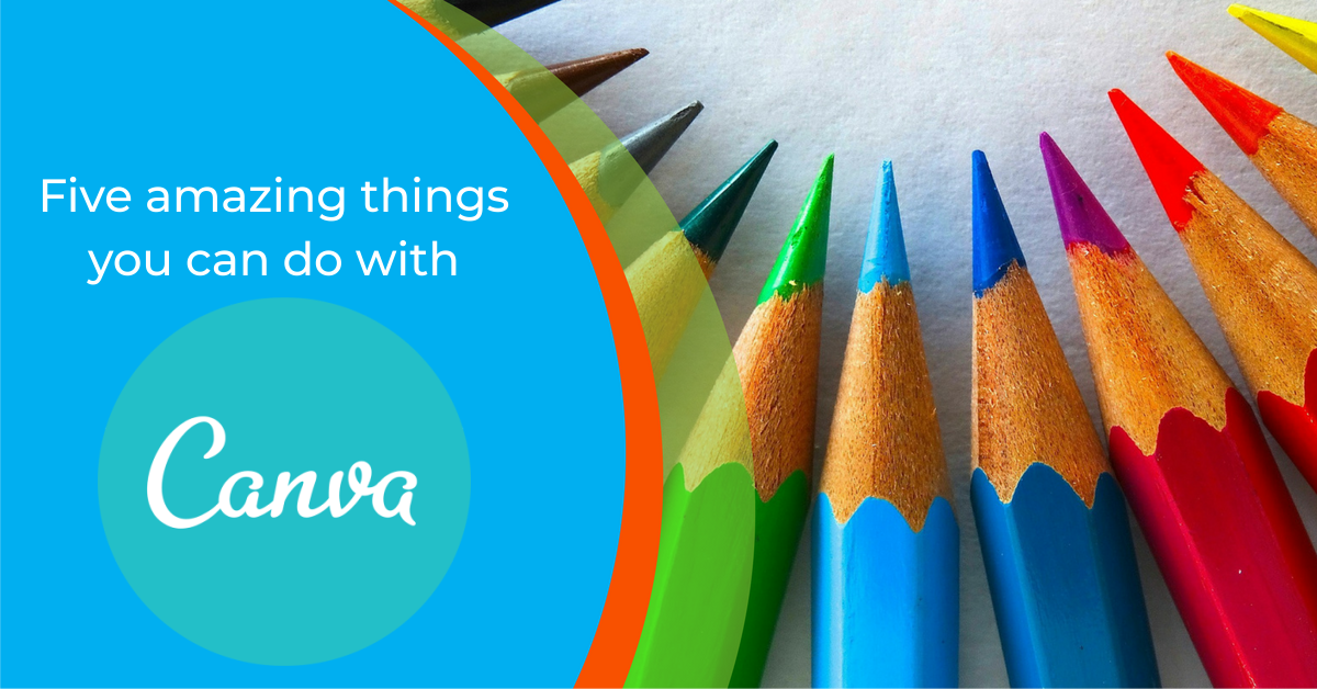 Five Amazing things you can do with Canva, Facebook Cover Post, Create Images for Brand and save your brand kit, Boost your social media presence, Earn through the Canva, Create something beautiful even if you are amateur, Create your own eBook cover