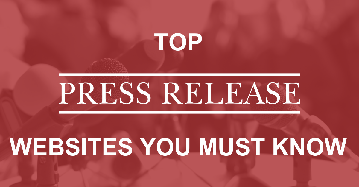What is Press Release submission, Top Press release websites you must know - digital nest