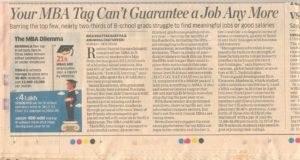 new MBA jobs